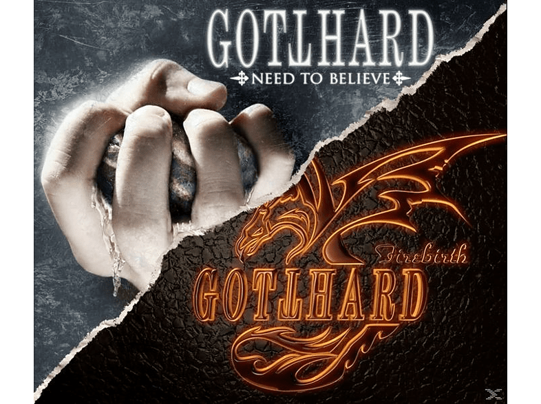 Gotthard - Need To Believe/Firebirth [CD]