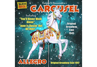 Joseph Littau - Carousel/Allegro - (CD)