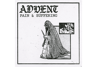 The Advent - Pain And Suffering - (CD)