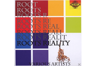 VARIOUS - Roots Reality - (CD)