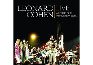 Leonard Cohen - Live at the Isle of Wight 1970 (Vinyl LP (nagylemez))