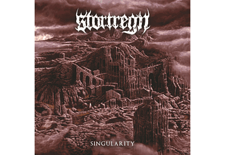 Stortregn - Singularity - (CD)