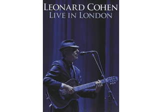 Leonard Cohen - Live in London (Digipak Edition) (DVD)
