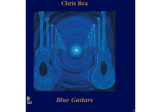 Blue Guitars - Chris Rea (11 CDs + 1 DVD + Buch), Pop (Gebunden)
