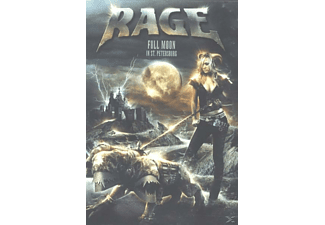 Rage - Full Moon In St.Petersburg - (DVD)
