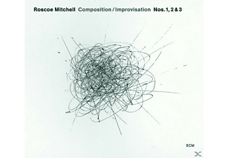 Roscoe Mitchell - COMPOSITION/IMPROVISATION NOS. - (CD)
