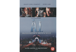 A.I. Intelligence artificielle DVD