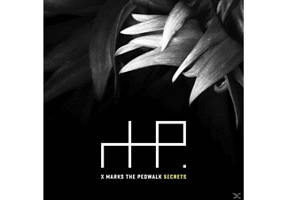 X-marks The Pedwalk - Secrets - (CD)