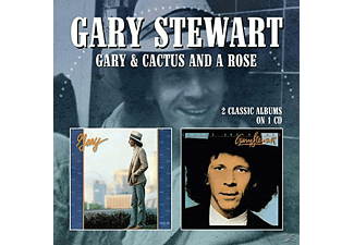 Gary Stewart - Gary/Cactus And A Rose (2 Classic Albums On 1CD) - (CD)