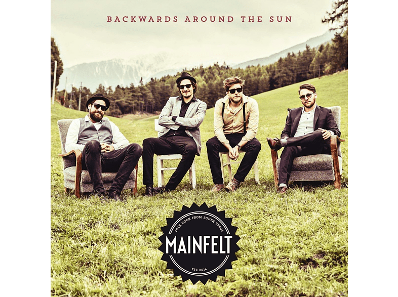 Mainfelt - Backwards Around The Sun [CD]