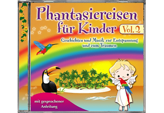 VARIOUS - Phantasiereisen für Kinder Vol.2 - (CD)