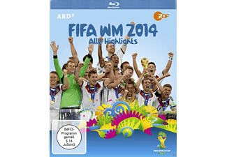 FIFA WM 2014 - Alle Highlights - (Blu-ray)