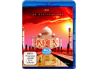 100 DESTINATIONS - INDIEN - (Blu-ray)