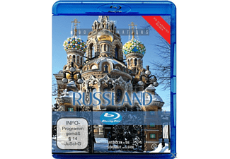 100 DESTINATIONS - RUSSLAND - (Blu-ray)