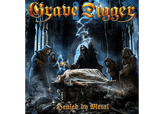 Grave Digger - Healed By Metal (Limited Edition) (Digipak) (CD)