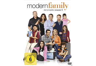 Modern Family - Staffel 4 - (DVD)