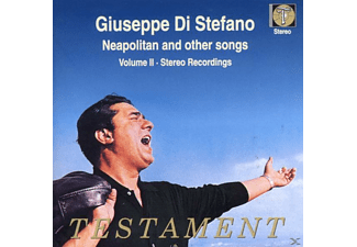 Guiseppe Di Stefano - Neapolitan.Lieder 2 (Stereo) - (CD)