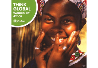 VARIOUS - Think Global: Women of Africa - (CD)