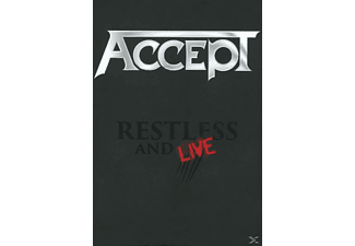 Accept - Restless And Live - (Blu-ray + CD)