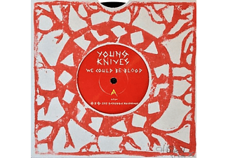 The Young Knives - WE COULD BE BLOOD - (Vinyl)