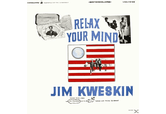 Jim Kweskin - Relax Your Mind - (CD)
