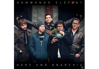 Kommando Elefant - Herz & Anarchie (Digi) - (CD)