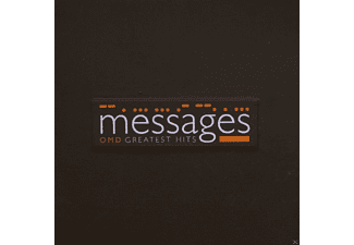 OMD - Messages: Greatest Hits CD