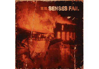Senses Fail - The Fire - (CD + DVD Video)