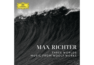 Max Richter THREE WORLDS MUSIC FROM Klassik Vinyl