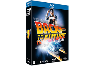 Back To The Future Trilogie DVD
