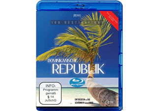 100 DESTINATIONS - DOMINIKANISCHE REPUBLIK - (Blu-ray)