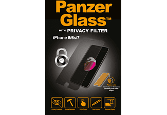 PANZERGLASS 120039, Schutzglas, Transparent, passend für Apple iPhone 7