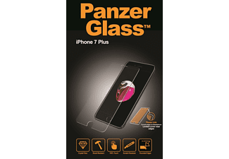 PANZERGLASS 020049, Schutzglas, Transparent, passend für Apple iPhone 7 Plus