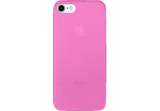 PURO PU-173141 Handyhülle, Shock Pink, passend für Apple iPhone 7