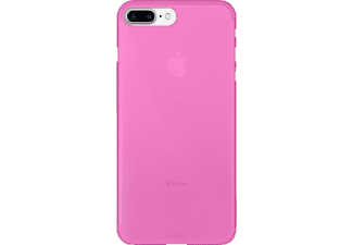 PURO PU-173530 Handyhülle, Shock Pink, passend für Apple iPhone 7 Plus