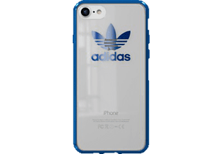 ADIDAS 040792 Handyhülle, Blau-Metallic, passend für Apple iPhone 7