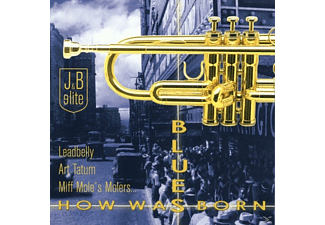 VARIOUS - How Blues Was Born - (CD)
