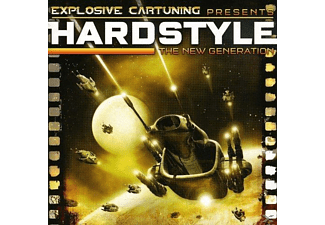 VARIOUS - Explosing Cartuning Presents: Hardstyle - The New Generation - (CD)