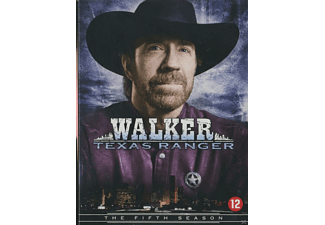 Walker, Texas Ranger: Saison 5 - DVD