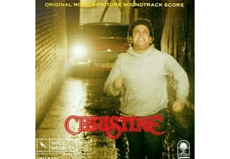John Carpenter - Christine - (CD)