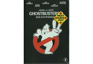 Ghostbusters 2 DVD