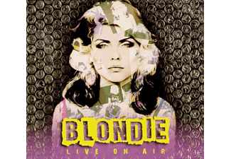 Blondie - Live On Air - (CD)