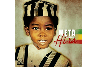 Meta & The Cornerstones - Hira - (CD)