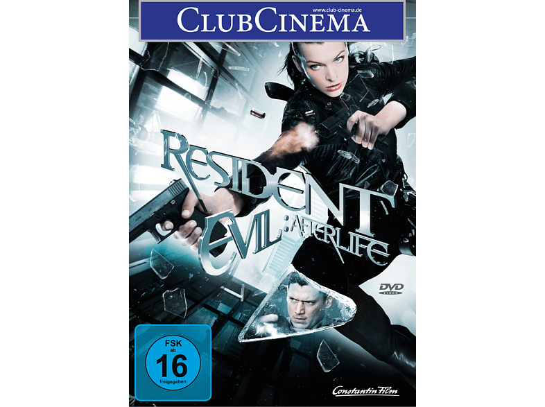 Resident Evil - Afterlife (FSK16) [DVD]