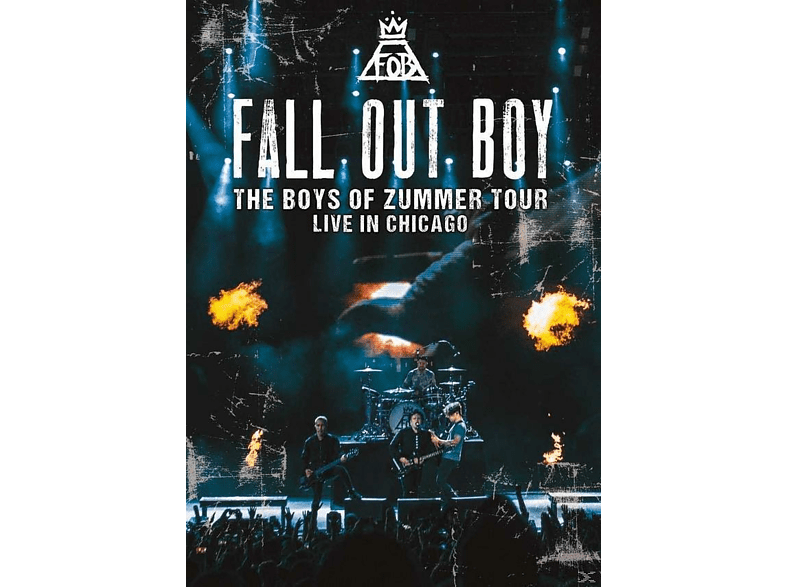 Fall Out Boy - Boys Of Zummer: Live In Chicago [DVD]