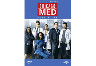 Chicago Med - Seizoen 1 - DVD