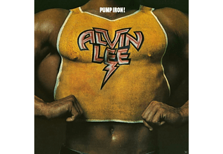 Alvin Lee - Pump Iron - (Vinyl)