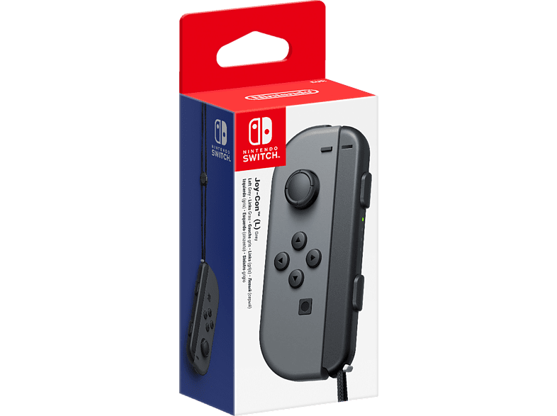 NINTENDO Switch Joy-Con (L) Controller, Grau