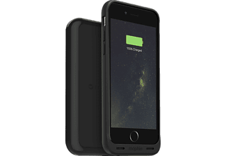 MOPHIE Juice pack wireless batteriskal till iPhone 6/6s - Svart