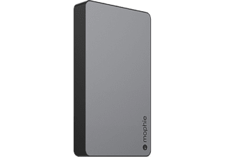 MOPHIE Powerstation Powerbank 6000 mAh - Grå